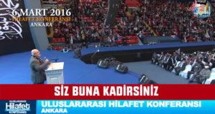 """""""Ey Türkiye Halkı Tehlikedesin!"""""""