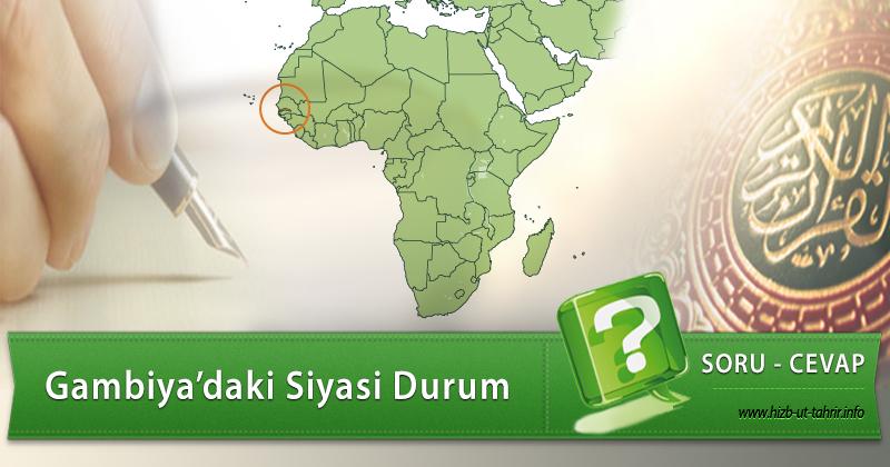 Soru Cevap: Gambiya'daki Siyasi Durum