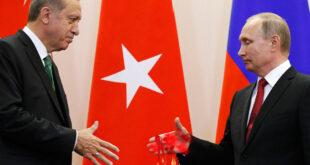 """Erdoğan, Eli Kanlı Putin'i """"Değerli Dostum"""" Diyerek Karşıladı!"""