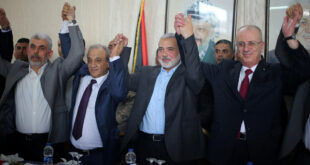 Hamas yetkilerini Abbas'a devrediyor