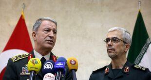 Orgeneral Akar: İran'la işbirliğimizi geliştiriyoruz