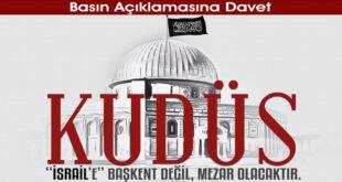 Hizb-ut Tahrir Türkiye'den 16 Ayrı Noktada Basın Açıklaması