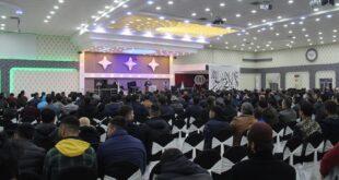 """""""Kudüs bizim ümmet olma davamızın nişanesidir"""""""