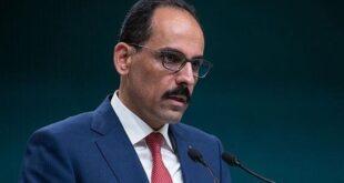 İbrahim Kalın: MİT, Şam ile istihbarat ilişkisi kurabilir