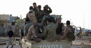 BAE uçakları Libya'ya asker taşıyor