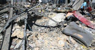Libya'da Hafter'e bağlı savaş uçakları hastaneyi vurdu: 5 ölü