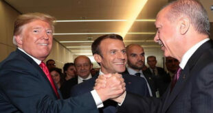 """""""Dostum Trump'la samimi diyaloğumuz var"""""""