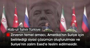 (Video) Hizb-ut Tahrir Türkiye: Zalimlere Meyletmeyin! Yoksa Ateş Size De Dokunur!