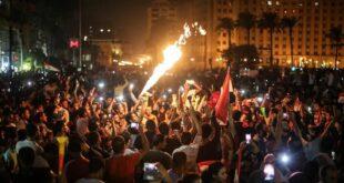 Mısır'da Halk Korku Duvarını Aşarak Sisi Diktasına Karşı Meydanlara İndi!