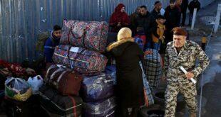 Hizb-ut Tahrir Lübnan: Yönetim, Mültecileri Cani Beşşar'a Teslim Ediyor