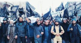 Hizb-ut Tahrir Suriye:  Şam Halkının Devrim Pusulasını Düzeltmenin Zamanı Gelmiştir