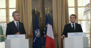 Macron: NATO Ortak Düşmanını Belirlemeli