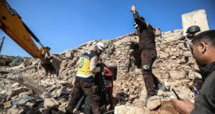 Rusya İdlib'te 9 Müslümanı Daha Katletti