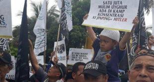 Hizb-ut Tahrir Malezya Doğu Türkistan İçin Ayakta