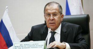 """Lavrov: Kürt sorunu tüm bölge ülkeleri için bir """"bomba"""""""