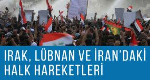 Soru-Cevap: Irak, Lübnan ve İran'daki Halk Hareketleri