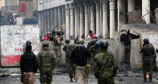 Irak'taki gösterilerde en az 460 kişi hayatını kaybetti