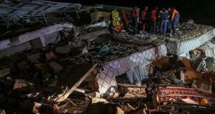 6,8'lik Deprem Elazığ Ve Malatya'yı vurdu