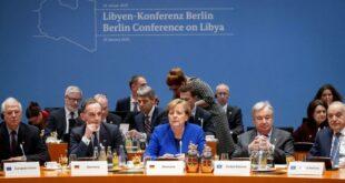Berlin'deki Libya Konferansı sona erdi; taraflar kapsamlı plan üzerinde anlaştı