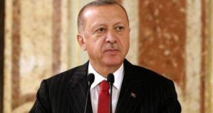 Erdoğan'ın, ABD, Almanya, Fransa ve Bulgaristan liderleriyle İdlib telefon trafiği