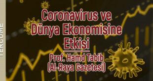 Tercüme: Koronavirüs ve dünya ekonomisine etkisi